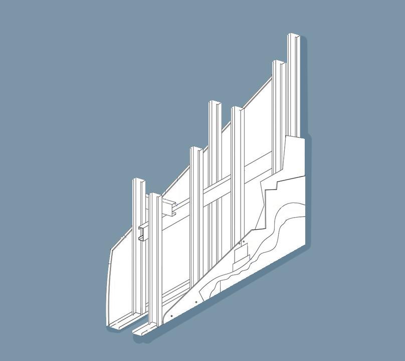Detalles Técnicos para Muros de Panel Rey