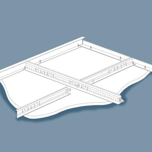 Detalles técnicos para plafones con panel de yeso