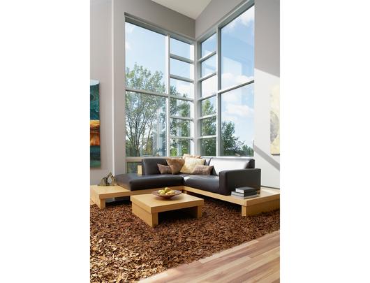 Aplicación en viviendas - Vista interior