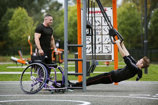 Kompan Sport & Fitness