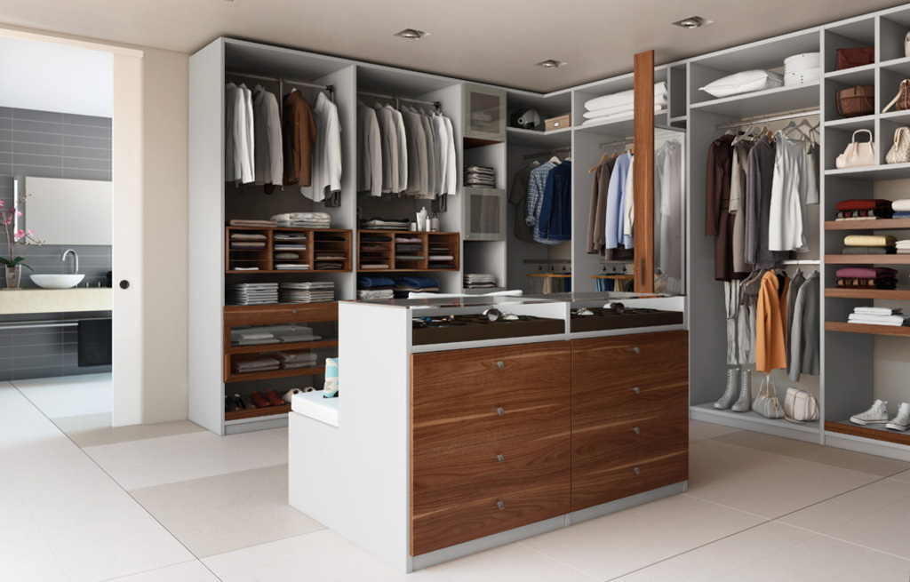Closets y vestidores interioriza de muebles cook for Closets y muebles