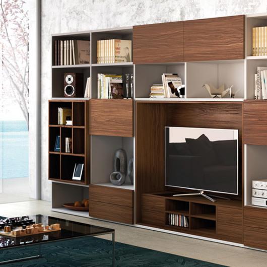 Libreros Interioriza / Muebles Cook