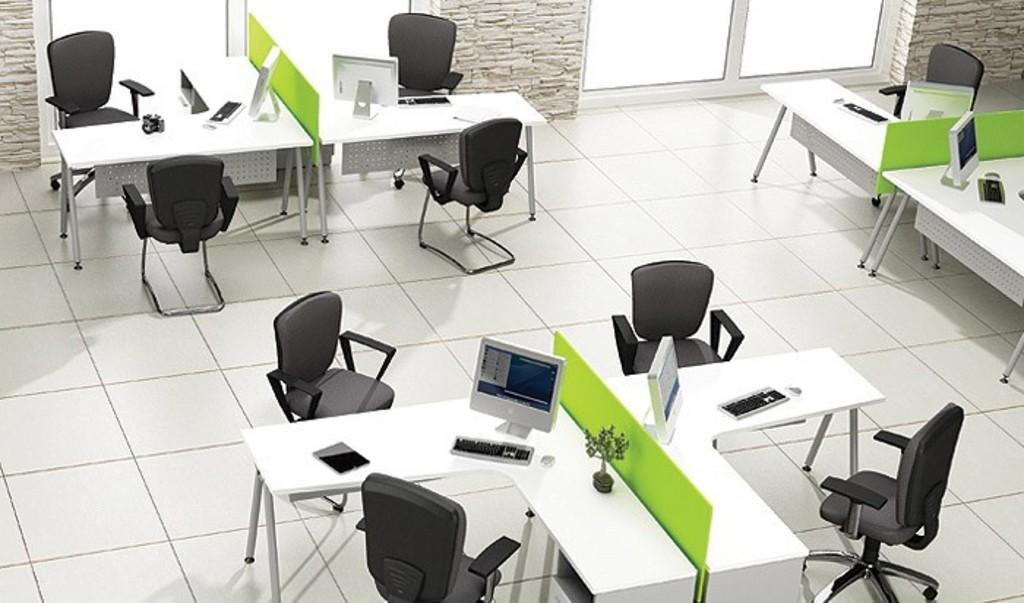 Mobiliario para oficinas nivel operativo de muebles cook for Lista de mobiliario para oficina
