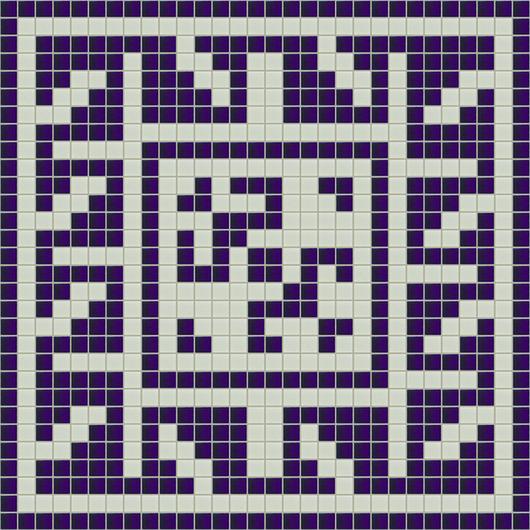 Mosaicos de Vidrio Del Dintel 26