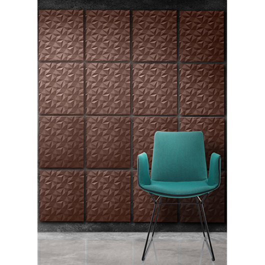Paneles decorativos- Holz in Form