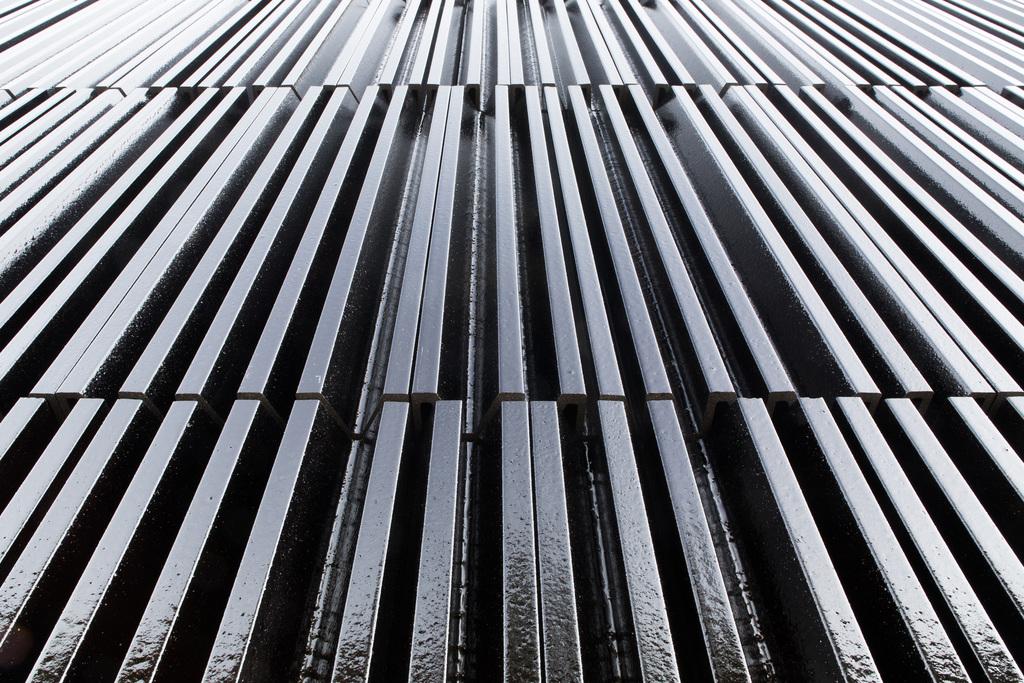 Terracotta Rainscreen Panels - Glazed Panels