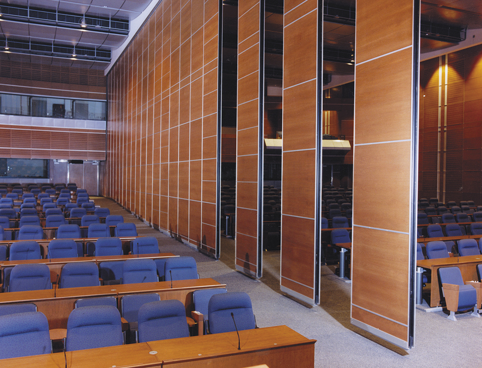 Divisiones Acústicas Móviles, Panel Omnidireccional
