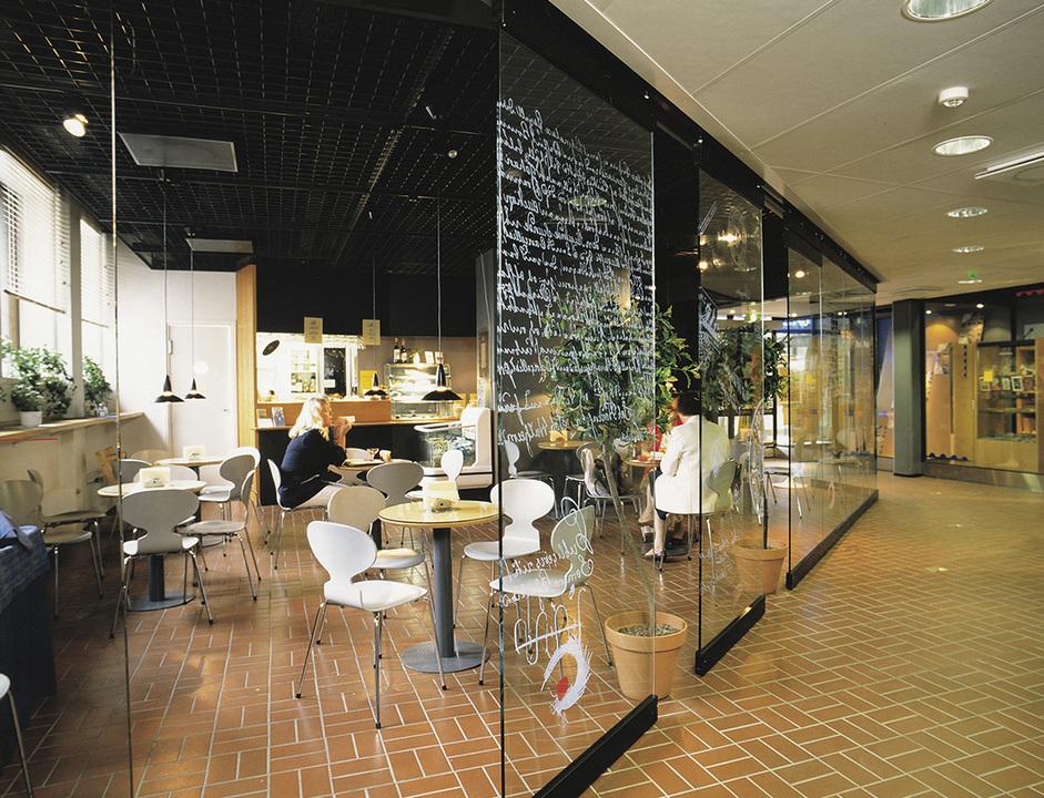 Divisiones Acústicas Móviles, Panel Glasswall