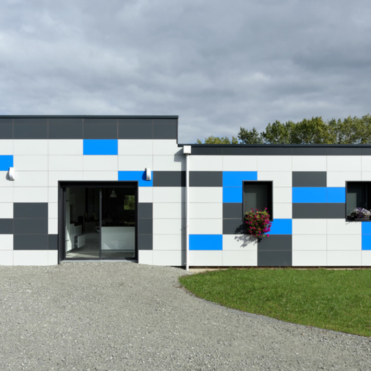 Modulo Rainscreen Cladding System From Fundermax