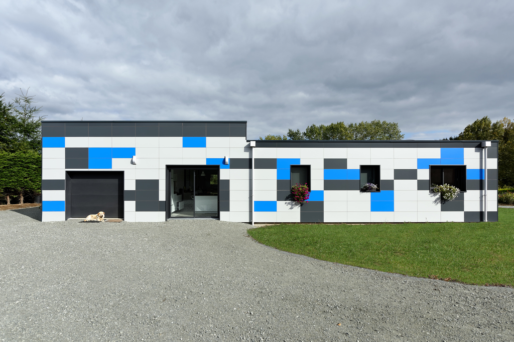 Rainscreen Cladding System - Modulo