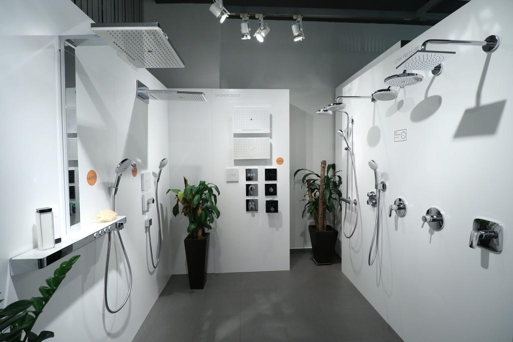 Showroom y centro de formación Aquademie de Hansgrohe