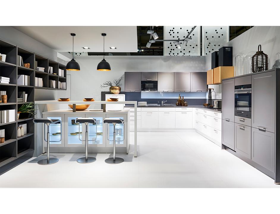 Cocinas Showroom Nobilia Alemania