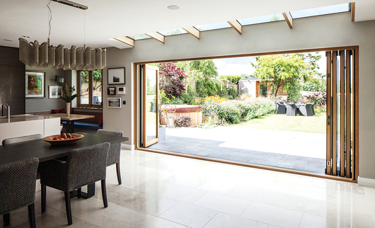 Centor Integrated Folding Doors have been recognised with several awards since their release including a coveted Red Dot Design Award and Good Design Award ... & Doors - Integrated Folding Doors from Centor