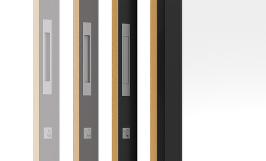 Available with the same built-in insect screens and shades as the existing Integrated Door range the Integrated Sliding Door is constructed in ...  sc 1 st  ArchDaily & Doors u2013 Integrated Sliding Doors from Centor pezcame.com