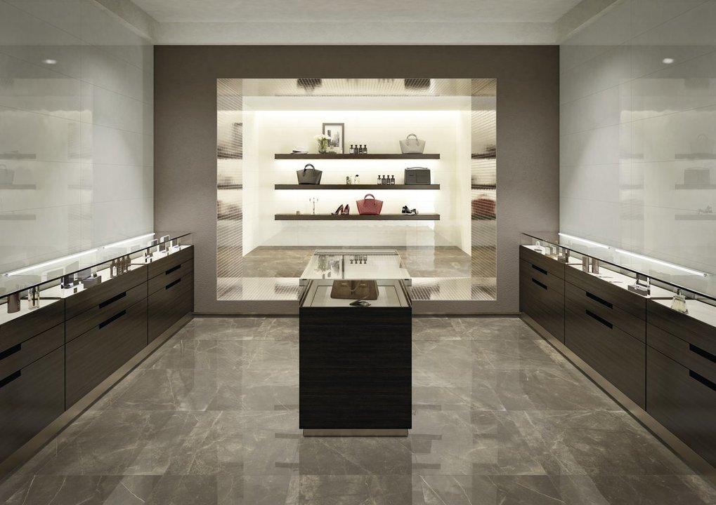 Porcelain Tiles - Marble