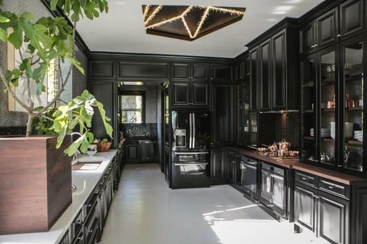 Tendencias en cocinas de kohler - Cocinas negras ...