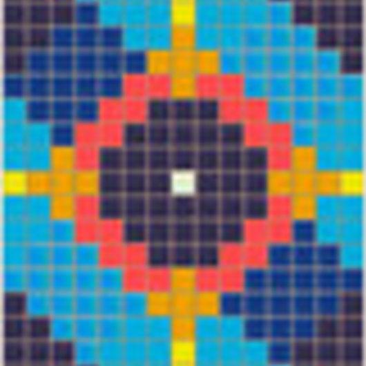 Mosaicos de Vidrio Retícula