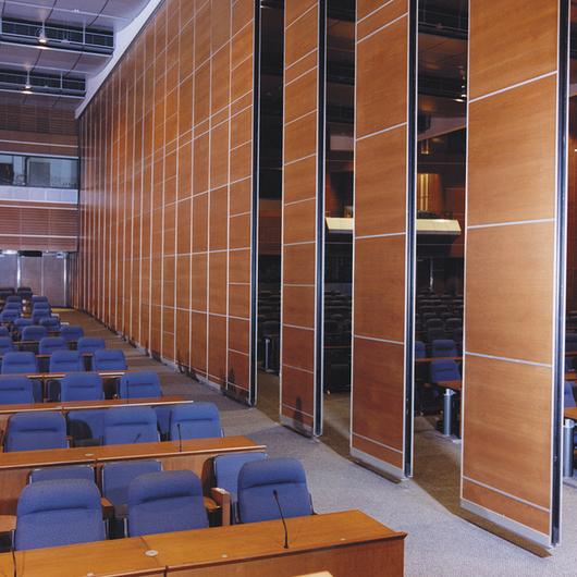 Divisiones Acústicas Móviles, Panel Omnidireccional / Quattro