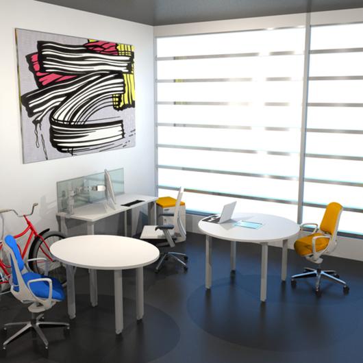 Mobiliario de Oficina Línea Apps