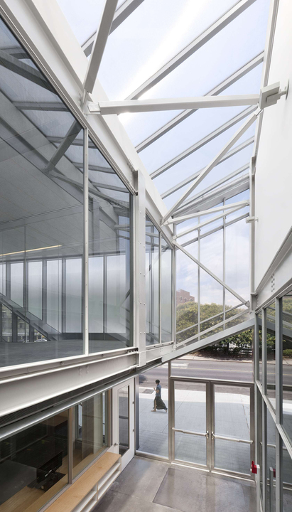 Exterior Glazing - ClearShade for Skylights