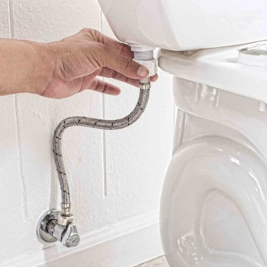Conector Flexible para lavabo o fregadero