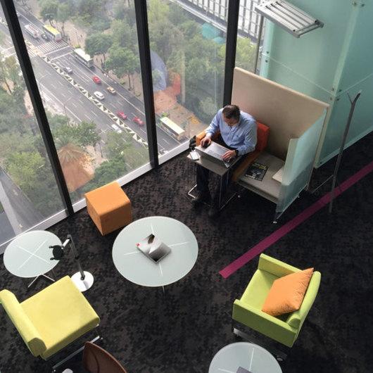 Mobiliario de oficina Tetris Work-Lounge