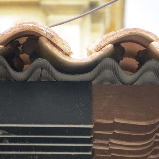 Impermeabilización de tejados - Sistema Bajo Teja