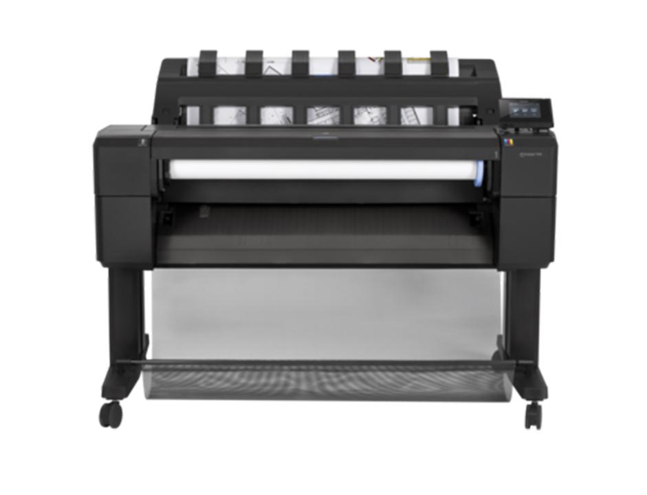HP DesignJet T930 plotter de gran formato