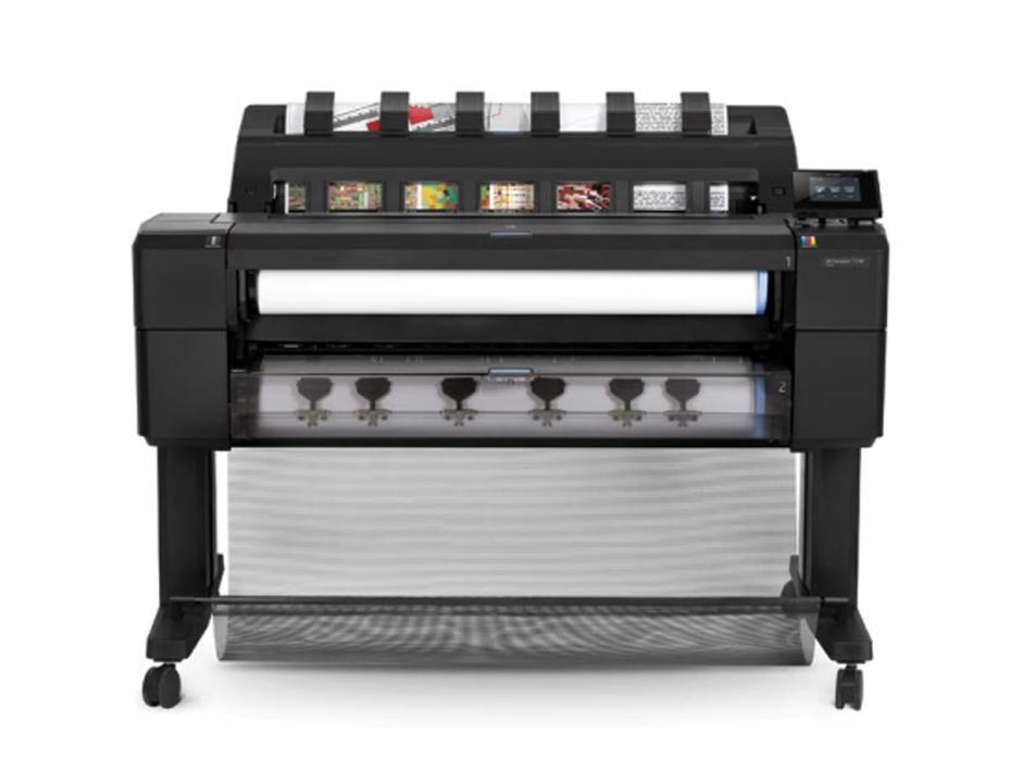 HP DesignJet T1530 plotter de gran formato