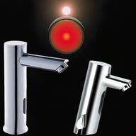 Grifería electrónica para baños