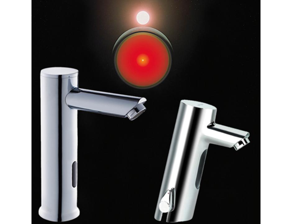 Griferías electrónicas para baños