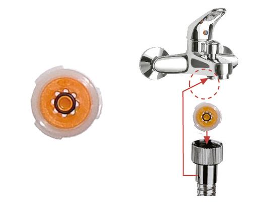 Regulador Ahorro Agua_Flexibles Ducha NEOPERL - NIBSA_2N8000S