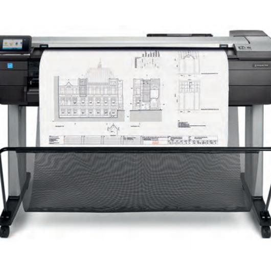 HP DesignJet T830 MFP plotter multifuncional de gran formato