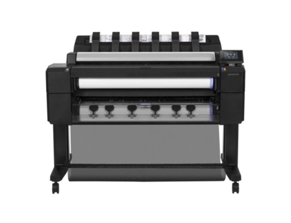 HP DesignJet T2530 MFP plotter multifuncional de gran formato