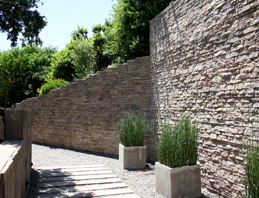 Piedra dry stack de piedras chilenas - Piedra para muros exteriores ...