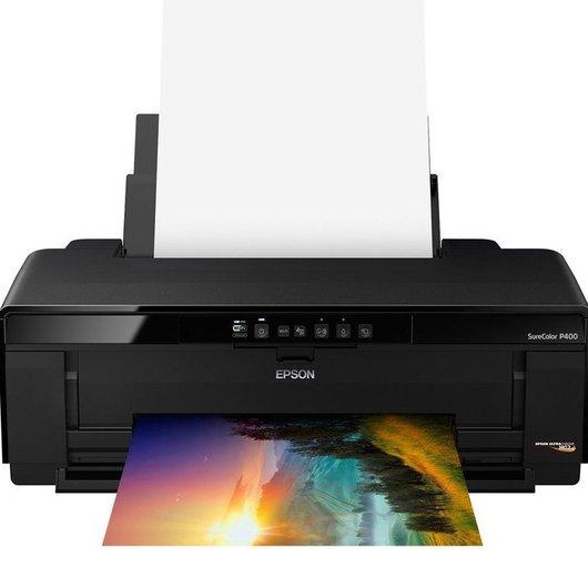 SureColor P400 Impresora para fotografía y diseño profesional