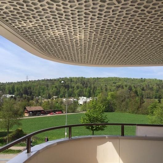 Acoustics System  - Balcony Cladding Panels