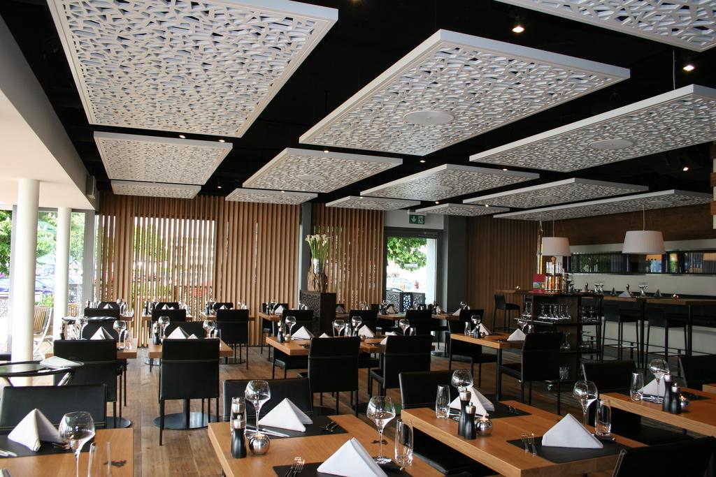 Room Acoustics Interior Cladding Panels From Bruag