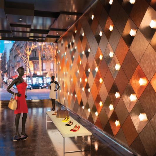 Architectural Finishes - Designtex + 3M DI-NOC