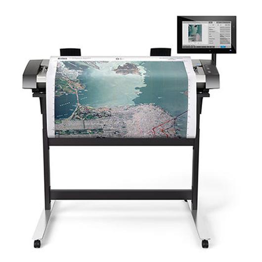 HP DesignJet HD Pro Scanner gran formato