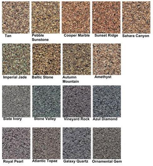 Recubrimiento de granito para pisos de concreto de behr pro for Tipos de granito para pisos