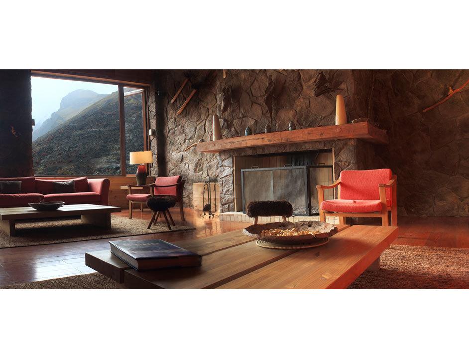 Piedra Field en Hotel Puma Lodge