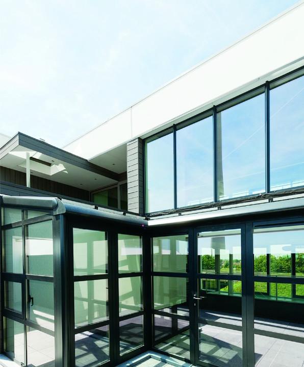 vidrio control solar glass de saint gobain. Black Bedroom Furniture Sets. Home Design Ideas