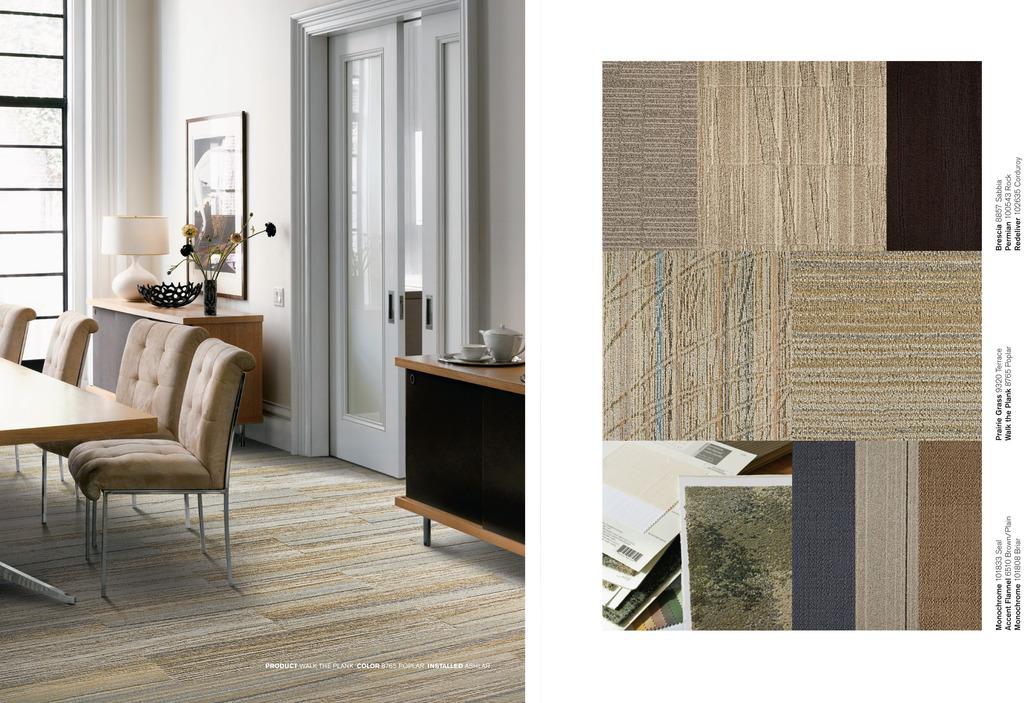 Carpetes Modulares Studio Palette Formal