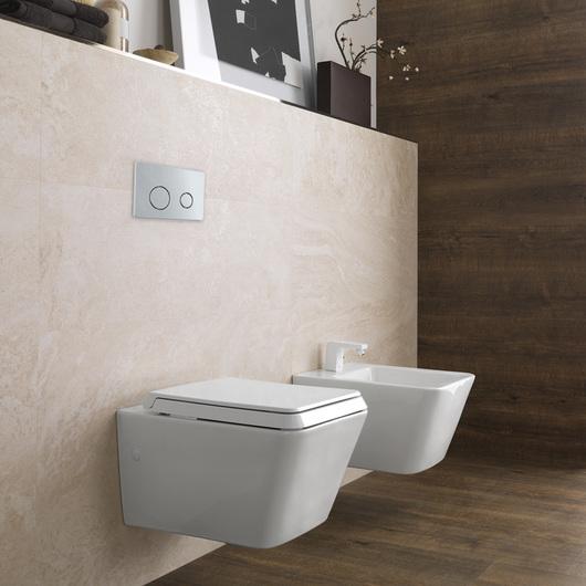 Sistema WC suspendido SMART LINE / Porcelanosa Grupo