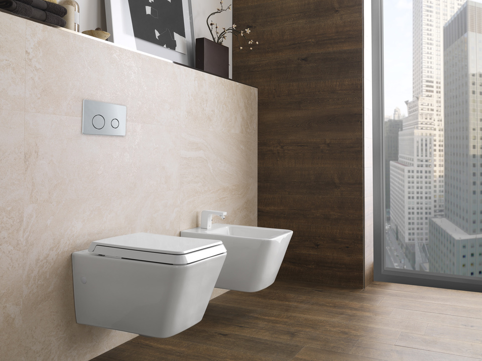Sistema WC suspendido SMART LINE