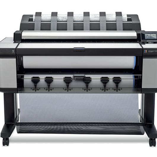 HP DesignJet T3500 MFP plotter multifuncional de gran formato
