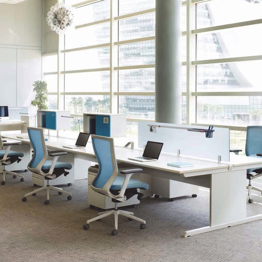Línea Mobiliario para Oficinas Chance / SOS/Smart Office Solutions