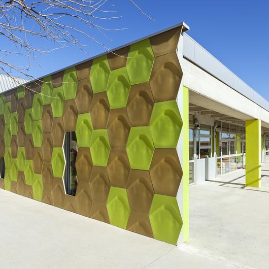 Hexapent Facade Panel