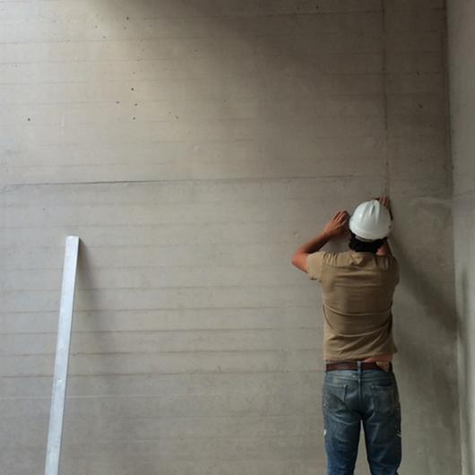 Sistema de trabajo - Restauración de hormigón